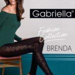 Dámské punčochové kalhoty Gabriella Brenda code 439