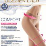 Dámské punčochové kalhoty Golden Lady Comfort 40 den
