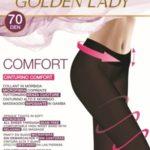 Dámské punčochové kalhoty Golden Lady Comfort 70 den
