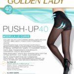 Dámské punčochové kalhoty Golden Lady Push-up 40 den