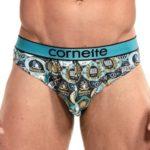 Pánské slipy Cornette Slip High Emotion 507/16