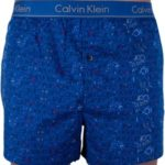Trenky NB1523-7JW modrá – Calvin Klein