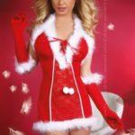 Vánoční kostým Snow Queen – LivCo Corsetti