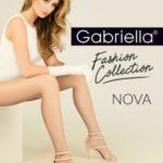Dámské punčochové kalhoty Gabriella 419 Nova 5-XL