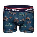 Pánské boxerky John Frank JFBD284