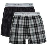 Calvin Klein 2Pack Trenky Vzorované