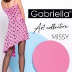 Dámské punčochové kalhoty Gabriella Missy code 292
