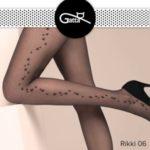 Dámské punčochové kalhoty Gatta Rikki nr 06 2-4 20 den