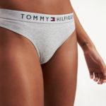 Tommy Hilfiger Tanga Tri-Colour Grey