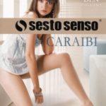 Punčochové kalhoty Caraibi 8Den – Sesto Senso