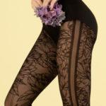 Dámské punčochové kalhoty Fiore Lush garden 30 den