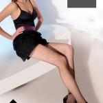 Punčochové kalhoty  Kabarette – Gabriella