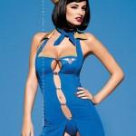 Sexy kostým Air Hostess – Obsessive
