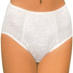 Dámské kalhotky 195 white