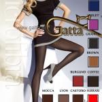 Dámské punčocháče Rosalia 40 black