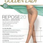 Punčochové kalhoty Repose 20 den – Golden Lady
