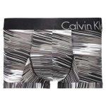 Pánské boxerky NU9956A – černo-šedá – Calvin Klein