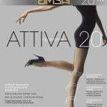 Punčochové kalhoty Attiva 20 den – Omsa