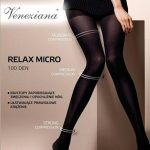 Punčochové kalhoty Veneziana Relax Micro 100 den