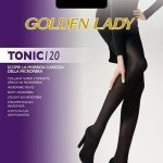 Punčochové kalhoty Tonic 120 – Golden Lady
