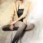 Punčochové kalhoty Ombre – Gatta