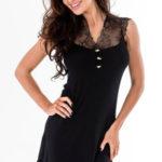 Noční košilka Hamana Melani II black