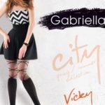 Punčocháče Gabriella Vicky code 797