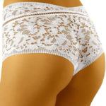 Dámské kalhotky Sari bílé