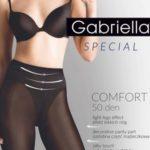 Dámské punčochové kalhoty Gabriella Comfort 50 DEN code 400