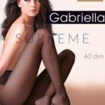 Dámské punčochové kalhoty Gabriella Supreme 40 DEN code 398