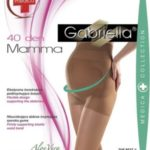 Dámské těhotenské punčochy MAMMA 40 – GABRIELLA
