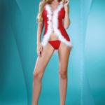 Vánoční kostým Snow Lady – LivCo Corsetti
