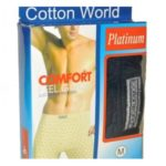 Pánské boxerky Platinum – Cotton World