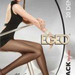 Punčochové kalhoty Egeo Black Velvet 20 den