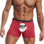 Sváteční boxerky 047/35 – CORNETTE