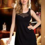Dámská košilka Llilia black