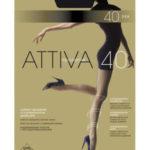 Punčochové kalhoty Attiva 40 den – Omsa