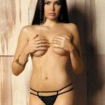 Tanga Acanta string black – Obsessive