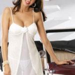 Košilka Bride babydoll – Obsessive