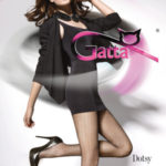 DOTSY – Dámské vzorované punčochové kalhoty – GATTA