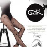 FUNNY 06  Dámské punčochové kalhoty – GATTA
