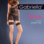 Punčochové kalhoty EROTICA STRIP PANTY 153 – GABRIELLA