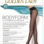Dámské punčochové kalhoty Body Form 20 – GOLDEN LADY