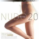 Dámské punčochové kalhoty Nudo Contra Top 20DEN – OMSA