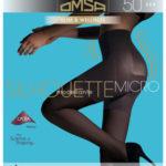 Dámské punčochové kalhoty SILHOUETTE MICRO – OMSA