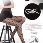 FUNNY – 07 Dámské punčochové kalhoty – GATTA