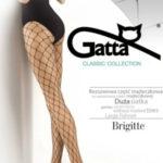 Dámské punčochové kalhoty BRIGITTE – KABARETKY – GATTA