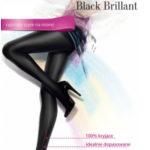 Punčochové kalhoty – Black Brillant – GATTA