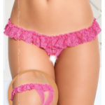 Erotické kalhotky 2411 pink