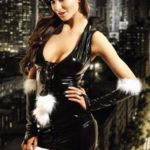 Sexy kostým Hamana Kitty dress black